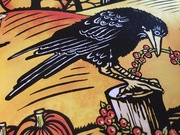 Bird B Black
