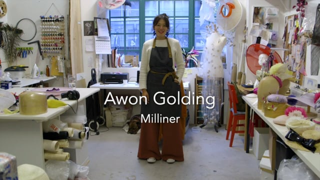 Awon Golding: Milliner