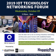 2019 IoT Technology Networking Forum