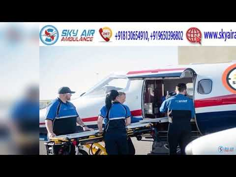 Take Benefit of Sky Air Ambulance from Patna to Delhi with MD Doctor