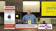 Rene Kogelman Presentator in greenscreen studio VCC Video Content Company  Oldenzaal Twente