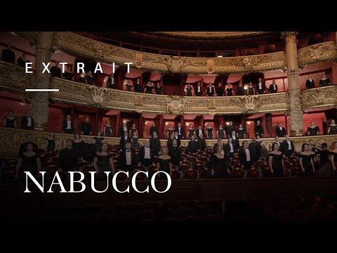 Choeurs de l'Opéra national de Paris - Nabucco de Giuseppe Verdi