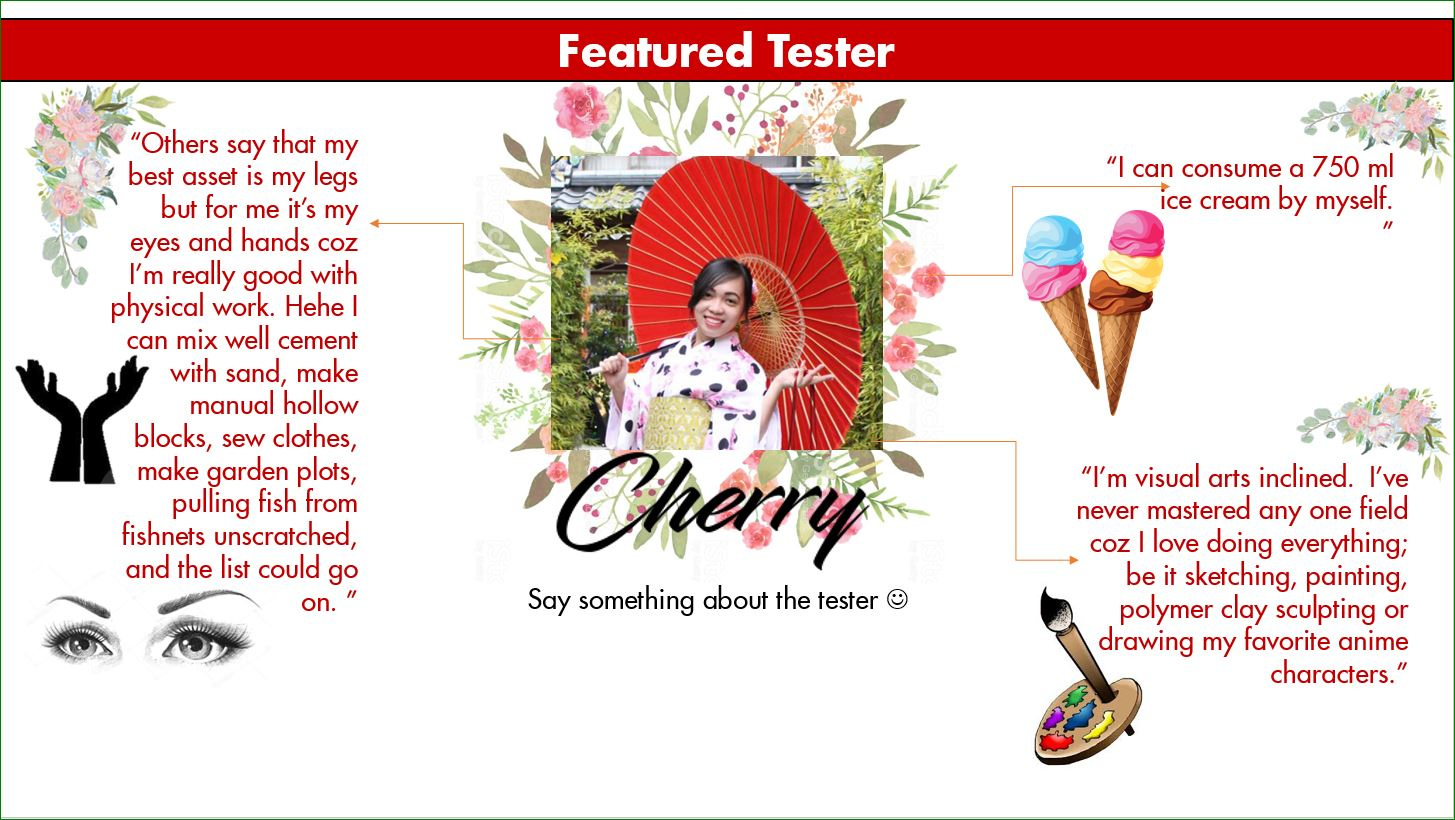 Featured Tester