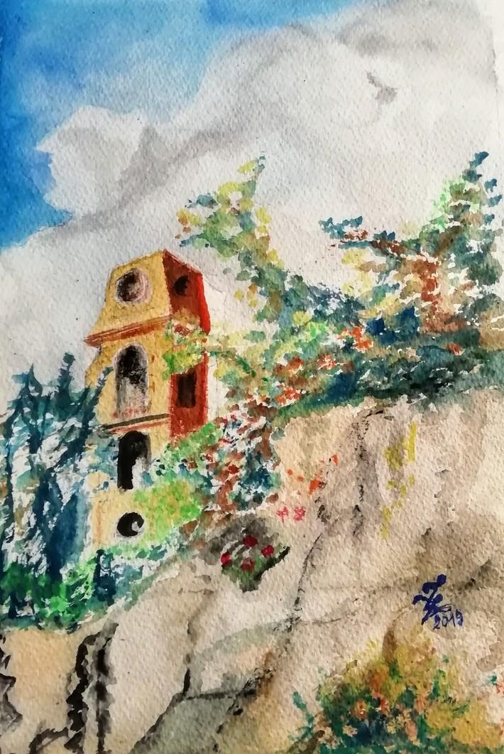 La Tour de l'Abbaye Pairi Daiza