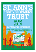 St Ann's Redevelopment Trust, AGM 2019