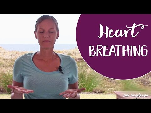 "Heart Breathing - A Simple Technique to Raise Your Vibration with ""Heart Breath"""