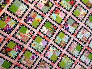 Quilt #158 - Garden Window center