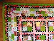 Quilt #158 - Garden Window detail