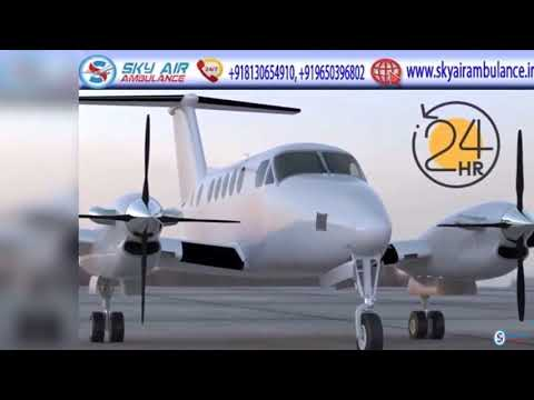 Choose Air Ambulance from Mumbai with World-Class Medical Team