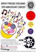 North Tyneside Steelband 30th Anniversary Concert