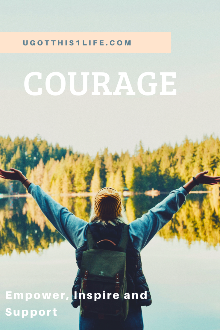 FINDING YOUR COURAGE