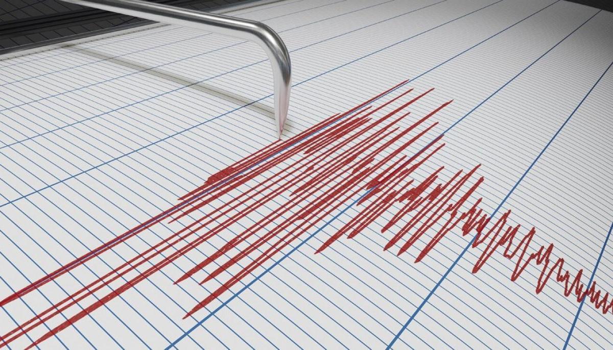 Earthquake Rattles Bonne Terre