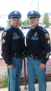Officer Slade Davis & Sgt. Abram Trujillo