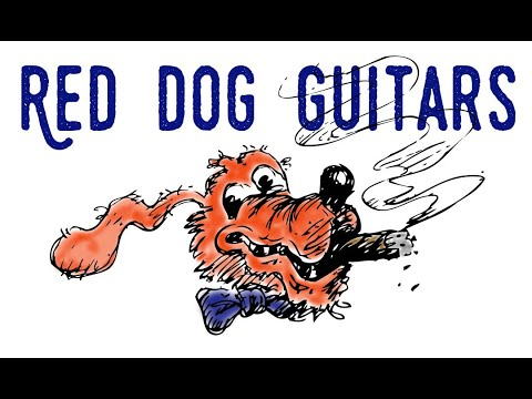 Testing a Pignose in the Bathroom - All natural Reverb with cigar box guitar -