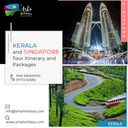Arha Holidays - Kerala and Singapore tour and travel packages