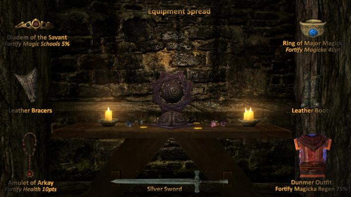 Skyrim Enchanted Rings