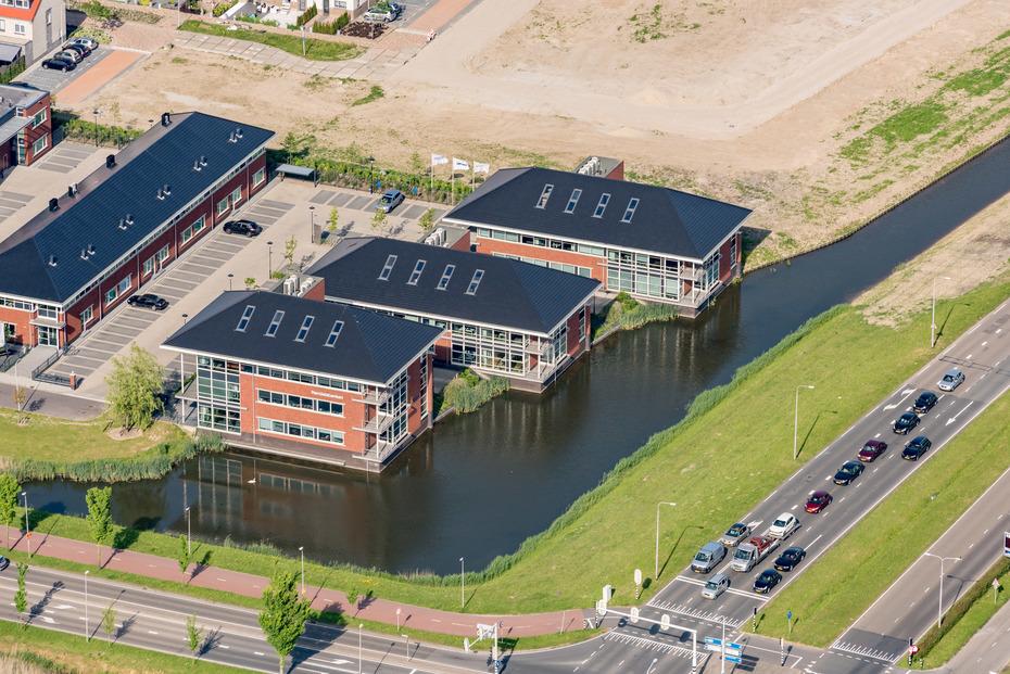 Kantoren en bedrijfsgebouwen Barendrecht