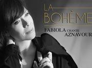 """Concert """"La Bohème, Fabiola Toupin chante Aznavour"""""""