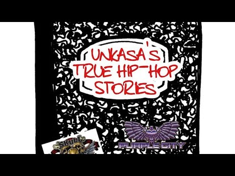 EP16 UNKASA TRUE HIPHOP STORIES REMEMBERING HUDDY6 @iamunkasa