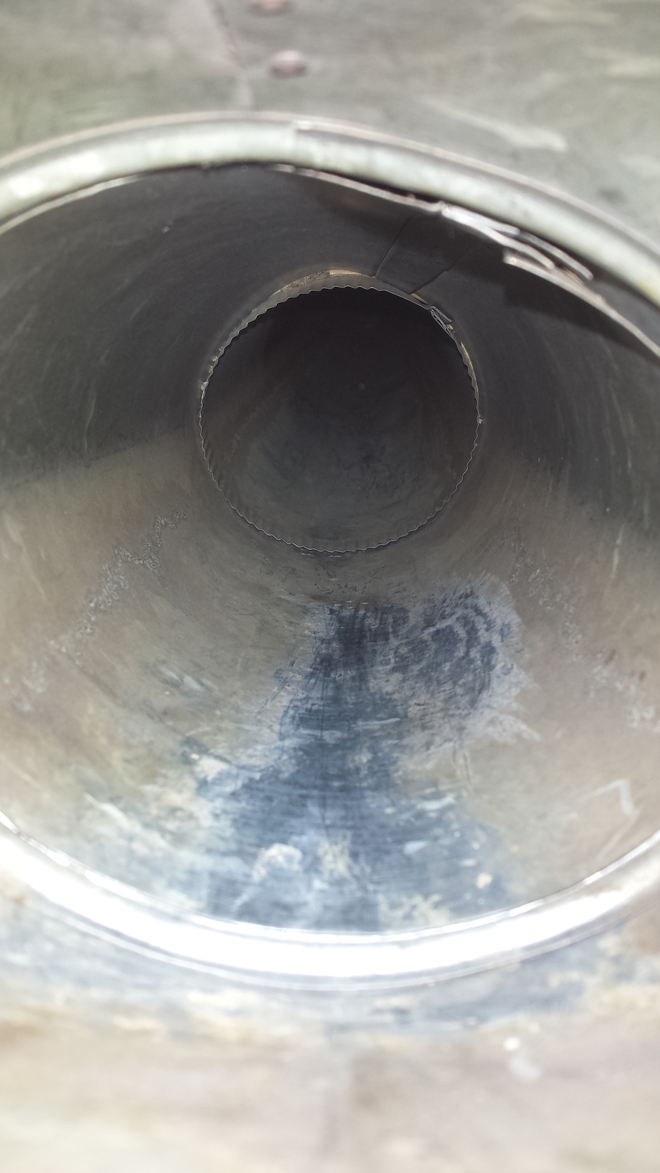 Clean Duct After