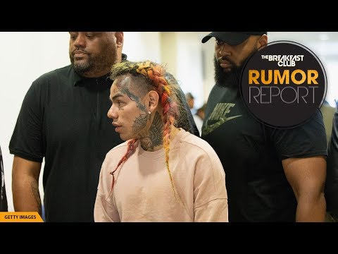 Tekashi 6ix9ine Family Fears For Their Life, Won't Attend Trial