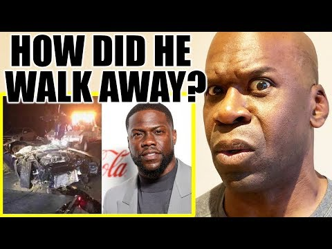 KEVIN HART ACCIDENT: How did he walk away? | Dr. Chris