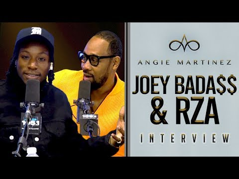 RZA & Joey Bada$$ Share The Process Of Bringing The Wu-Tang Story To A New Generation