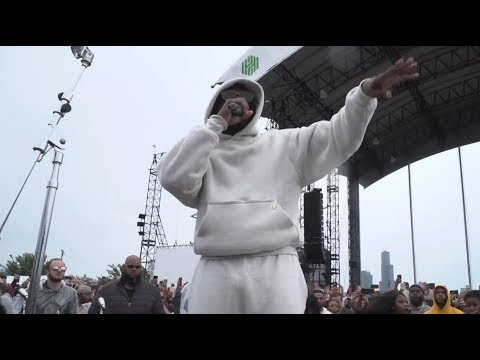 Kanye West Sunday Service Chicago (Full Stream)