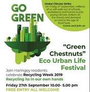 """Green Chestnuts"" Eco Urban Life Festival"