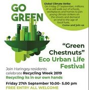 """Green Chestnuts"" Eco Urban Life Festival"