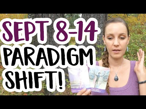 Angel Card Reading for the Week of the September Full Moon and Equinox Preparation [8th-14th 2019]