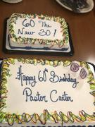 Happy Birthday Pastor Carter