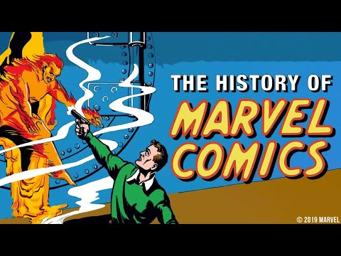 Journey Through the History of Marvel Comics (feat. Run the Jewels)