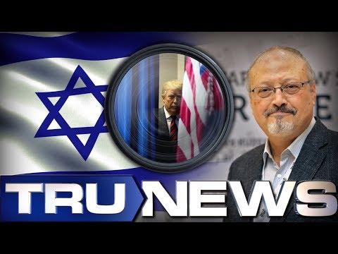 Israel Accused of Spying on President Trump While U.S. Covers For Khashoggi Killing