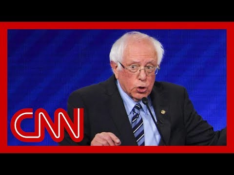 Healthcare issue Joe Biden Does not know what he is talking about CNN Senator Sanders
