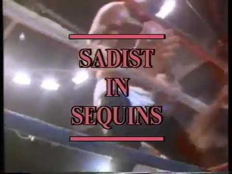 Exotic Adrian Street And The Pile Drivers - Sadist In Sequins (Official Video)