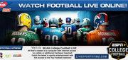 Watch College Football 2019 Live Stream Free Online