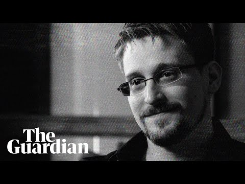 Edward Snowden in exile: 'you have to be ready to stand for something'