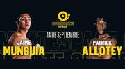 Watch Jaime Munguia vs Patrick Allotey WBO World Super