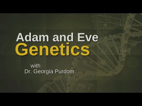 Origins: Adam & Eve Genetics