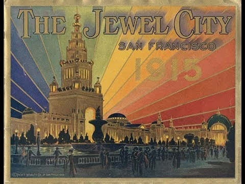 The 1915 San Francisco World Exhibition & the Elimination of the Tartary Empire