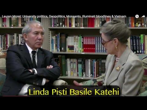 Leuren Moret: University politics, Geopolitics, Monsanto, Illuminati bloodlines & Vietnam