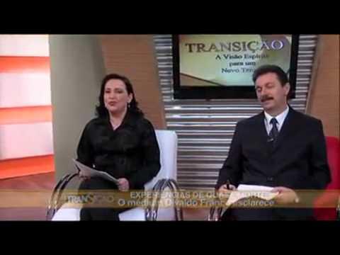 Quem deve ter Medo da Morte por Divaldo Pereira Franco -1-2 - Leia Abaixo