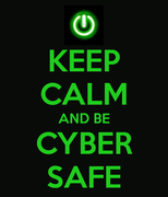 Learn how to KEEP CYBER-SAFE - this WEDNESDAY in CROUCH END