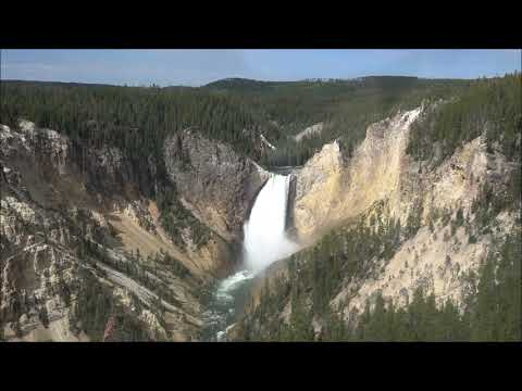 Yellowstone National Park (4/4): GRAND CANYON WATERFALLS