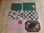 Christmas placemaats for Meals on Wheels