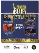 2019 Denton Blues Festival