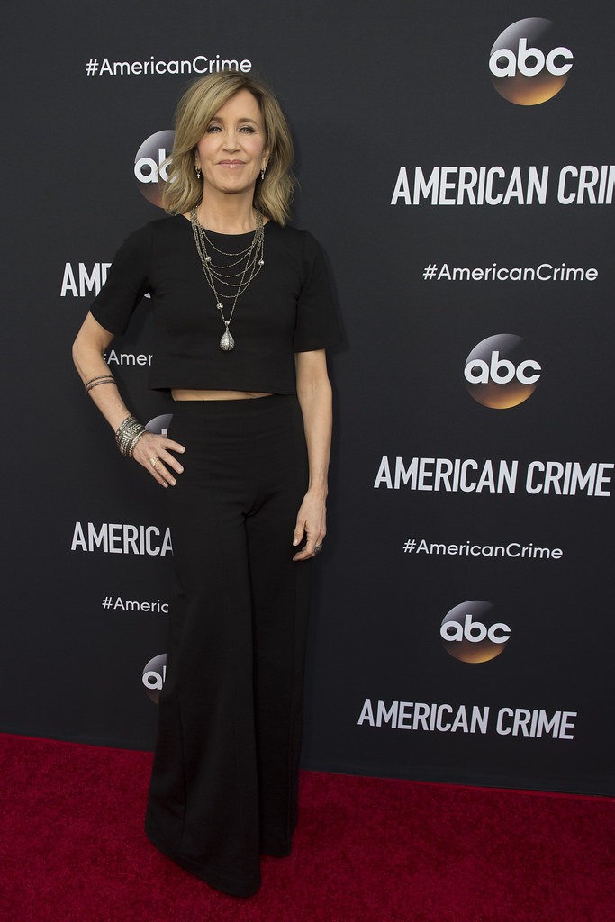 Felicity Huffman's Slap On The Wrist Exemplifies Wealth And Racial Inequities