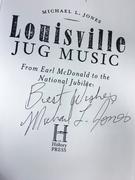 Got my book signed