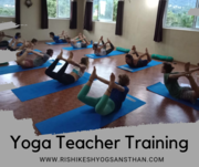 Yoga Certification in Rishikesh India - 200 hour Yoga TTC